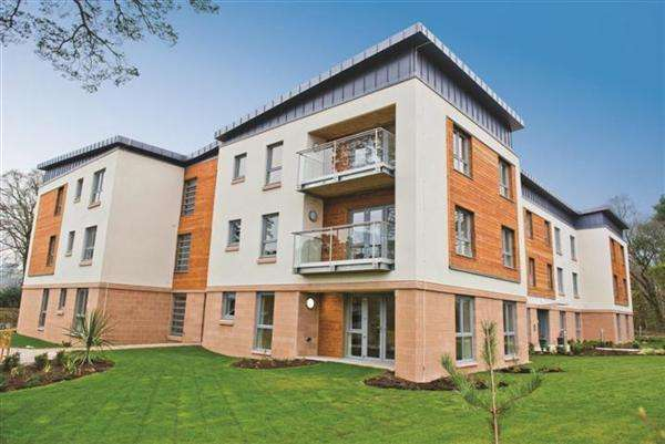 2 Bedrooms Apartment Flat for sale in The Pines, Doonholm Road, Alloway