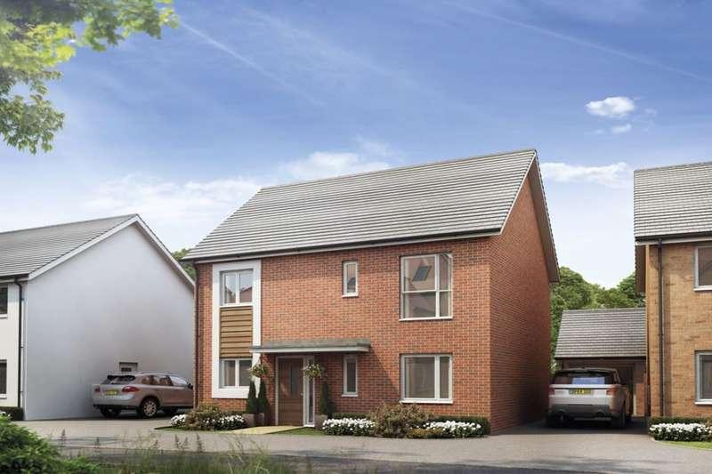 4 Bedrooms Detached House for sale in The Chicester Burton Road, Castle Gresley, Swadlincote, DE11