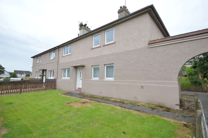 3 Bedrooms Flat for sale in Kinloss Crescent, Cupar, KY15