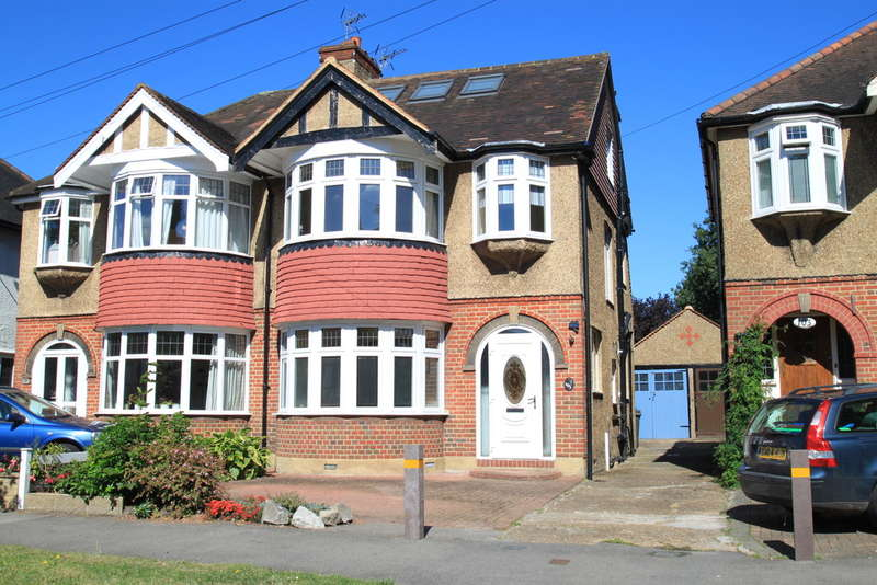 5 Bedrooms Semi Detached House for sale in Alexandra Drive, Surbiton