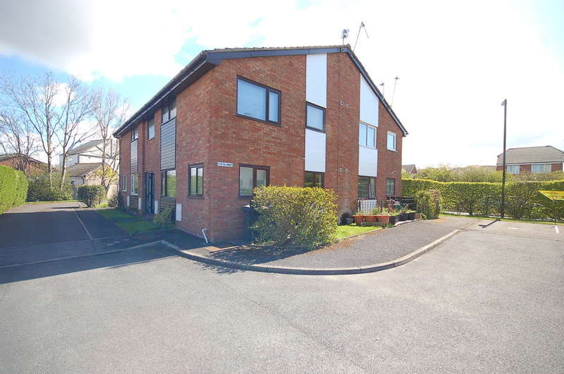 1 Bedroom Flat for sale in The Spinney, Thornton-Cleveleys