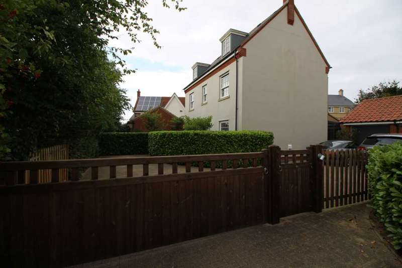 5 Bedrooms Detached House for sale in Nonancourt Way, Earls Colne