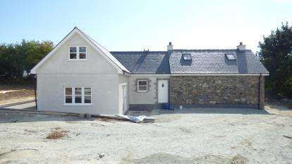 4 Bedrooms Detached House for sale in Dwyran, Anglesey, Sir Ynys Mon, LL61