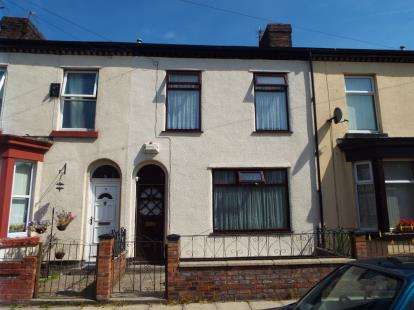 4 Bedrooms Terraced House for sale in Vicar Road, Liverpool, Merseyside, L6