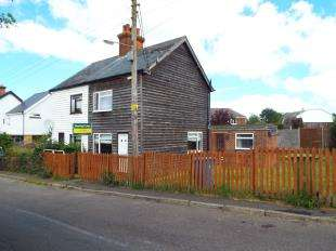 2 Bedrooms Semi Detached House for sale in Woodside Cottages, Dunkirk Road North, Dunkirk, Faversham