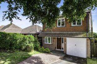 4 Bedrooms Detached House for sale in Balsdean Road, Woodingdean, Brighton, East Sussex