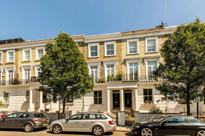 1 Bedroom Flat for sale in Gunter Grove, Chelsea, SW10