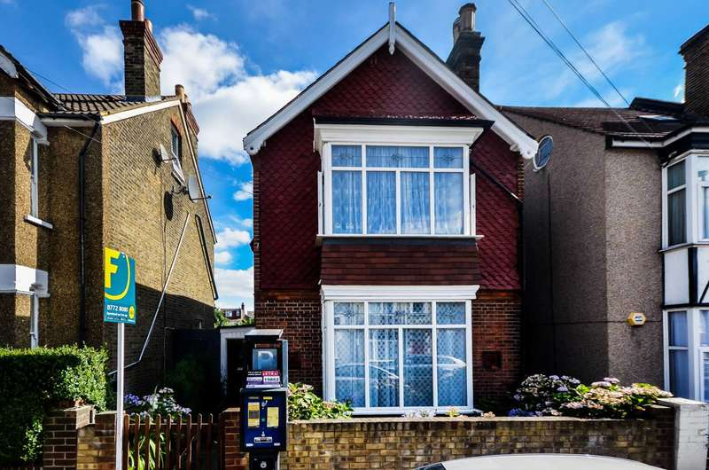 4 Bedrooms House for sale in Birchanger Road, South Norwood, SE25