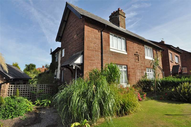 2 Bedrooms Semi Detached House for sale in Black Horse Hill, West Kirby, Wirral