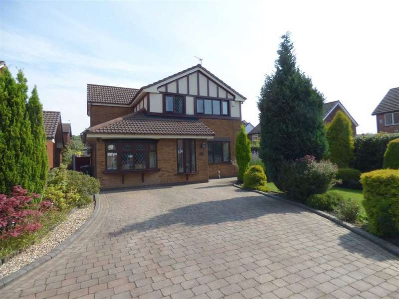 4 Bedrooms Property for sale in Mountfold, Alkrington, Middleton, Manchester, M24