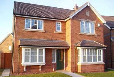 4 Bedrooms Detached House for sale in Dales View, Consett, County Durham, DH8