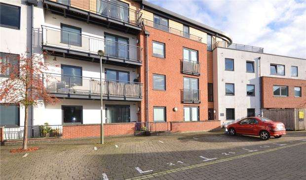 1 Bedroom Apartment Flat for sale in Centro, Southern Road, Camberley