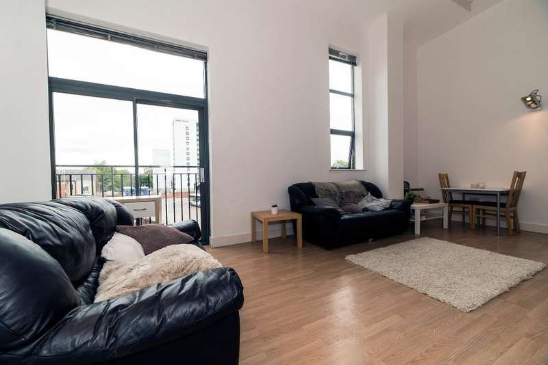 1 Bedroom Flat for sale in 56 Dickinson Road, Rusholme, Manchester, M14 5HA