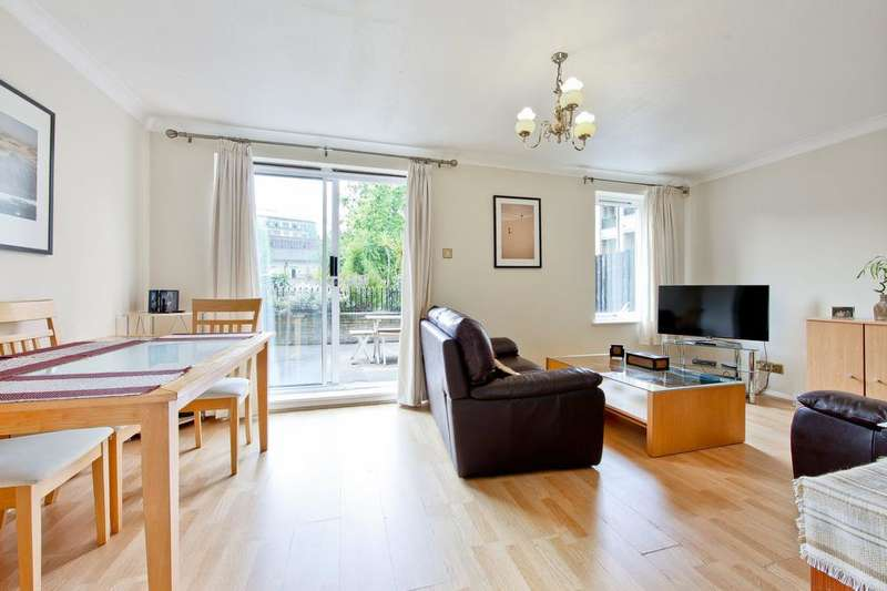 2 Bedrooms Flat for sale in Back Church Lane, London E1