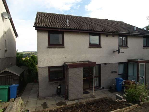 1 Bedroom Maisonette Flat for sale in Struan Drive, Inverkeithing, KY11