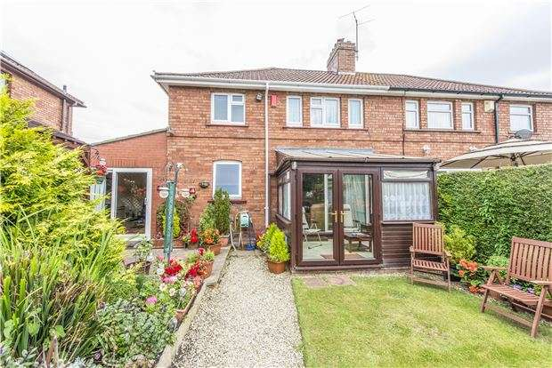 4 Bedrooms Semi Detached House for sale in Pen Park Road, Southmead, Bristol, BS10 6BS