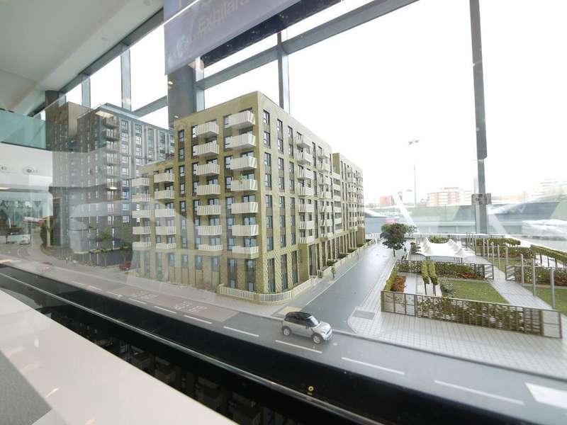 2 Bedrooms Flat for sale in Alto Belcanto, North West Village, Wembley