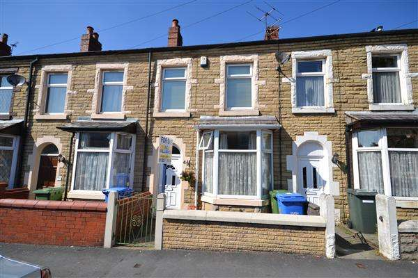 3 Bedrooms Terraced House for sale in Seymour Street, Chorley, Chorley