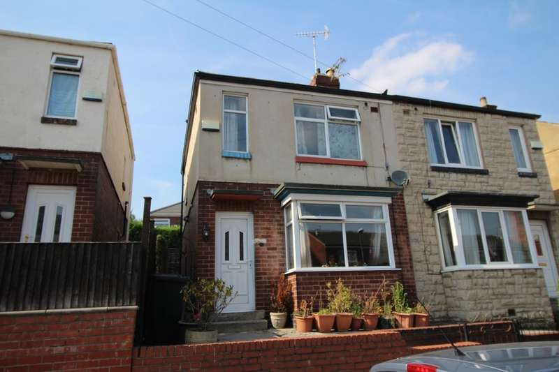 2 Bedrooms Semi Detached House for sale in Kirton Road, Sheffield, S4