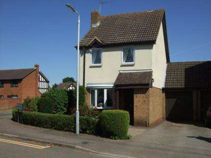 3 Bedrooms Detached House for sale in Bowbrookvale, Luton, Bedfordshire