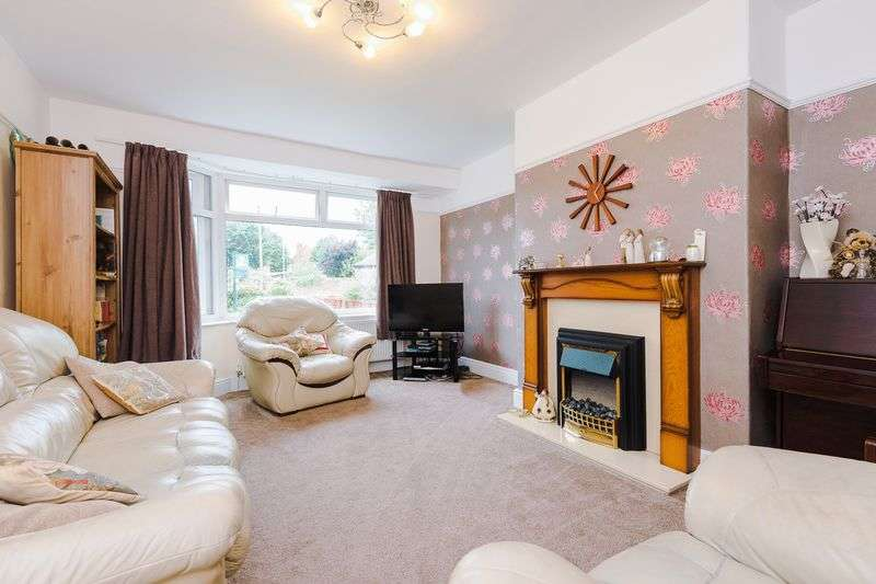 3 Bedrooms Semi Detached House for sale in Egerton Avenue, Warrington
