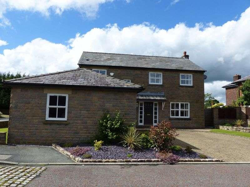 4 Bedrooms Detached House for sale in 19 Gerrards Fold, Abbey Village, PR6 8DL