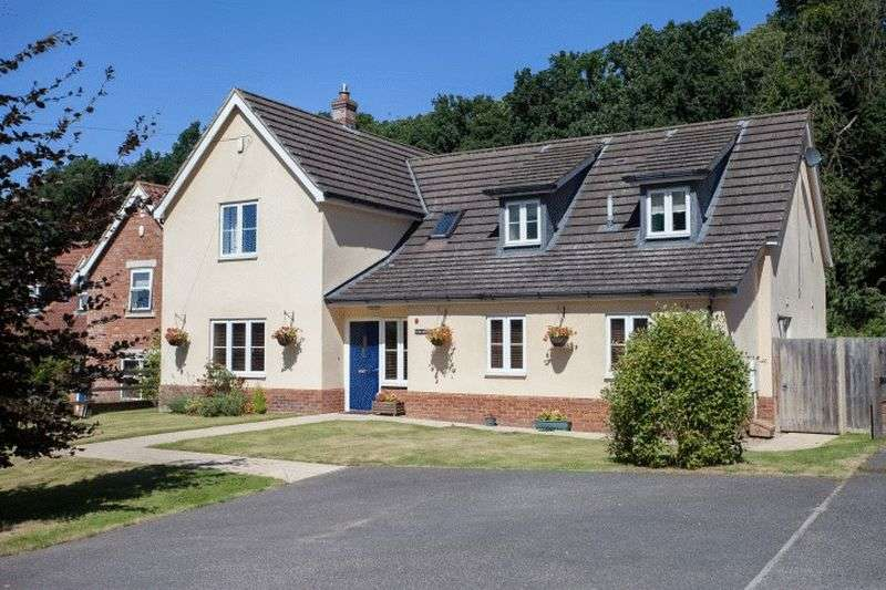 4 Bedrooms Detached House for sale in Old Costessey, Norfolk