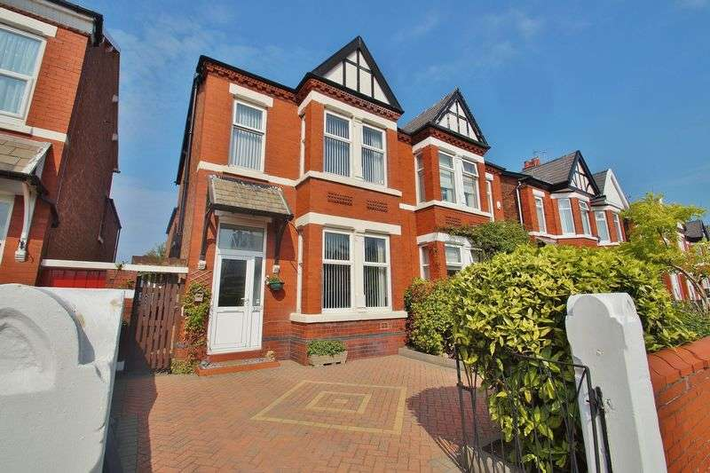 3 Bedrooms Semi Detached House for sale in Liverpool Road, Birkdale