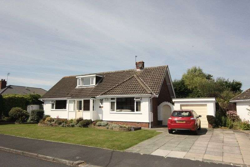 4 Bedrooms Detached Bungalow for sale in Foxcover Road, Heswall, Wirral