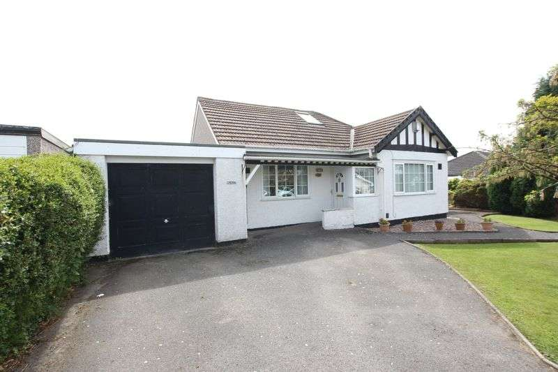 3 Bedrooms Detached Bungalow for sale in Seabank Road, Lower Heswall, Wirral