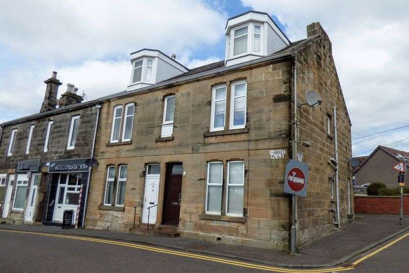 1 Bedroom Flat for sale in Market Place, Carluke
