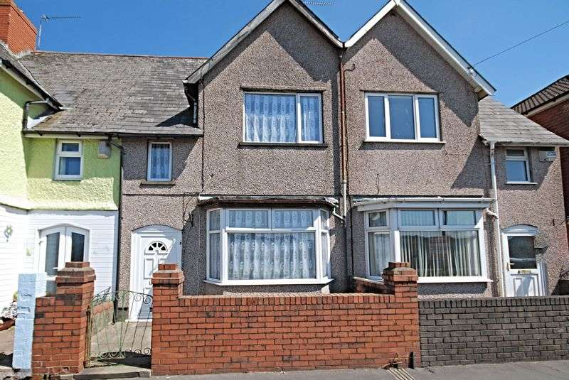 3 Bedrooms Terraced House for sale in Mendalgief Road Newport