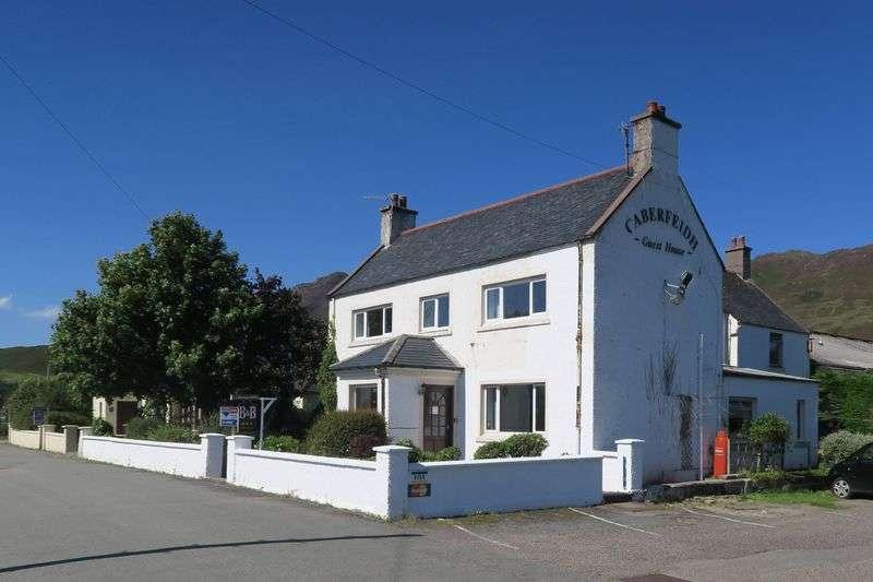 6 Bedrooms Detached House for sale in 6 bedrooms (5 en-suites), guest house, not far from Eilean Donan Castle