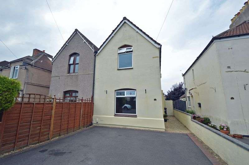 2 Bedrooms Semi Detached House for sale in Strode Road, Clevedon