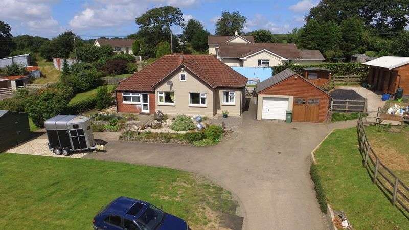 4 Bedrooms Detached House for sale in Milton Damerel, Holsworthy