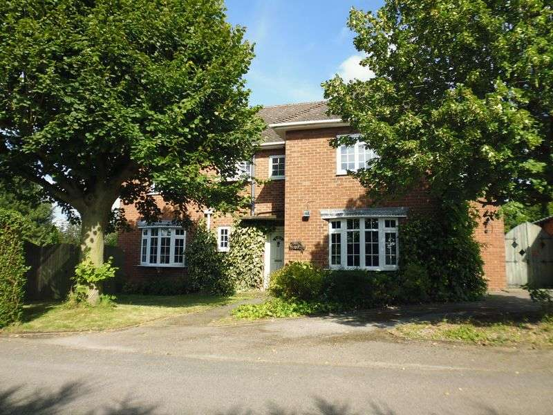 4 Bedrooms Detached House for sale in Canberra Crescent, Hemswell