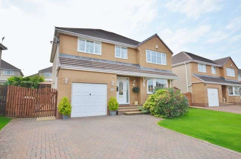 4 Bedrooms Detached House for sale in Vicarage Hill, Frizington