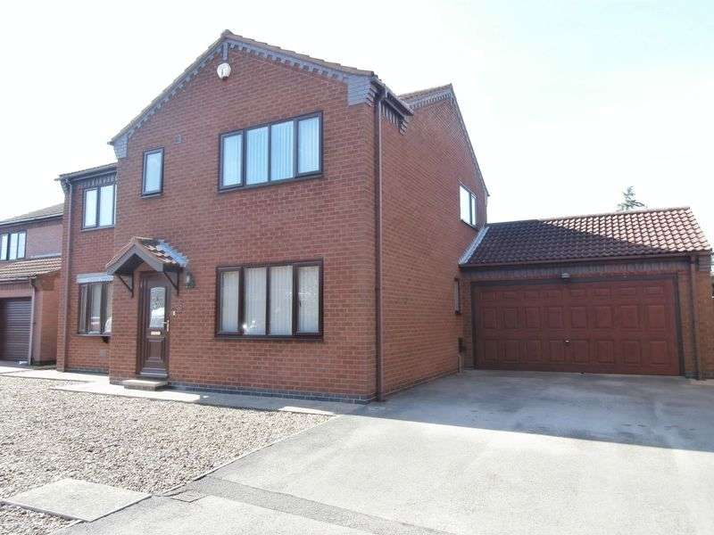 4 Bedrooms Detached House for sale in Trinity Close, Burstwick,