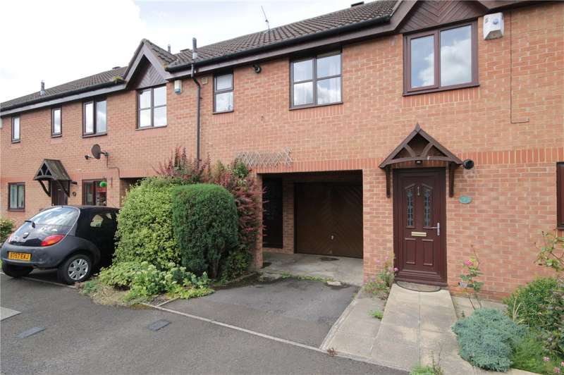 2 Bedrooms Terraced House for sale in Derwent Mews, Blackhill, Consett, DH8