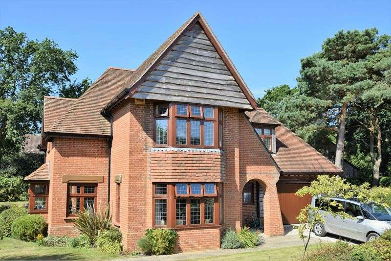 5 Bedrooms Detached House for sale in Ridge, Wareham