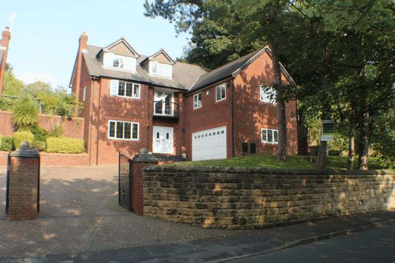 4 Bedrooms Detached House for sale in West Road, Prenton