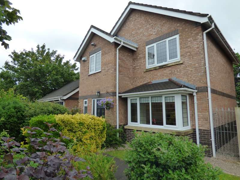 3 Bedrooms Detached House for sale in Catterall Gates Lane, Preston, Lancashire, PR3