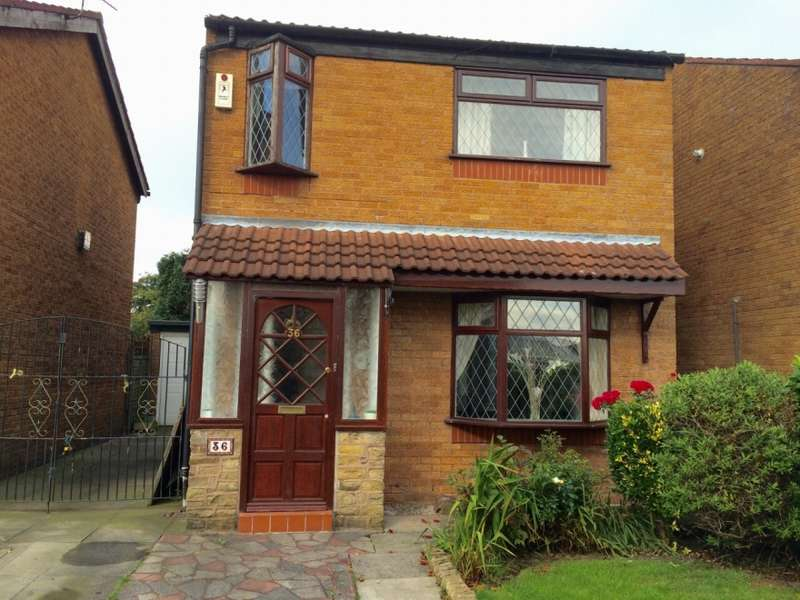 3 Bedrooms Detached House for sale in Sandbrook Way Denton Manchester