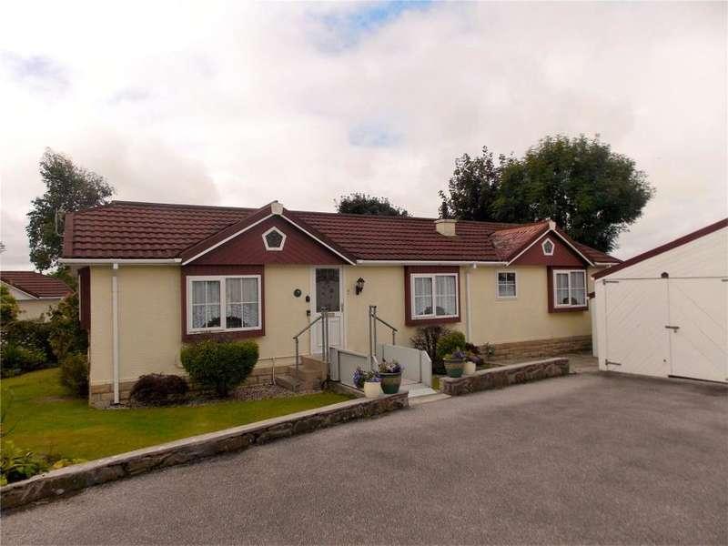 2 Bedrooms Park Home Mobile Home for sale in Glenleigh Park, Sticker, St Austell