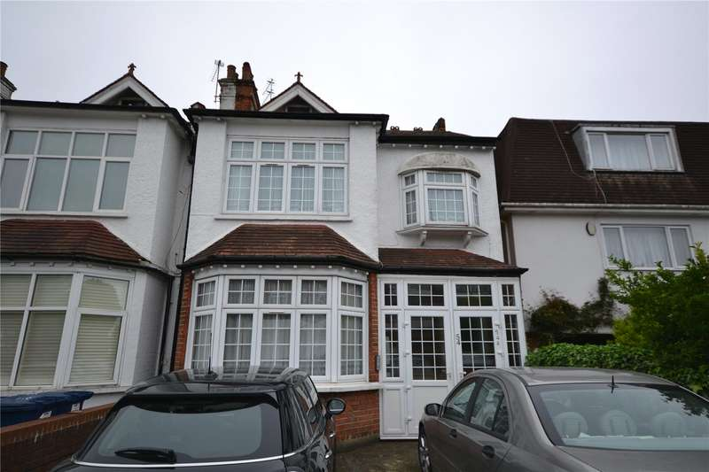2 Bedrooms Apartment Flat for sale in Granville Road, North Finchley, London, N12
