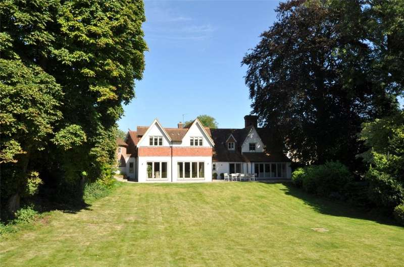 5 Bedrooms Detached House for sale in Downs Road, West Stoke, Chichester, West Sussex, PO18