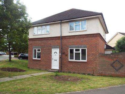 2 Bedrooms Flat for sale in Laindon, Essex