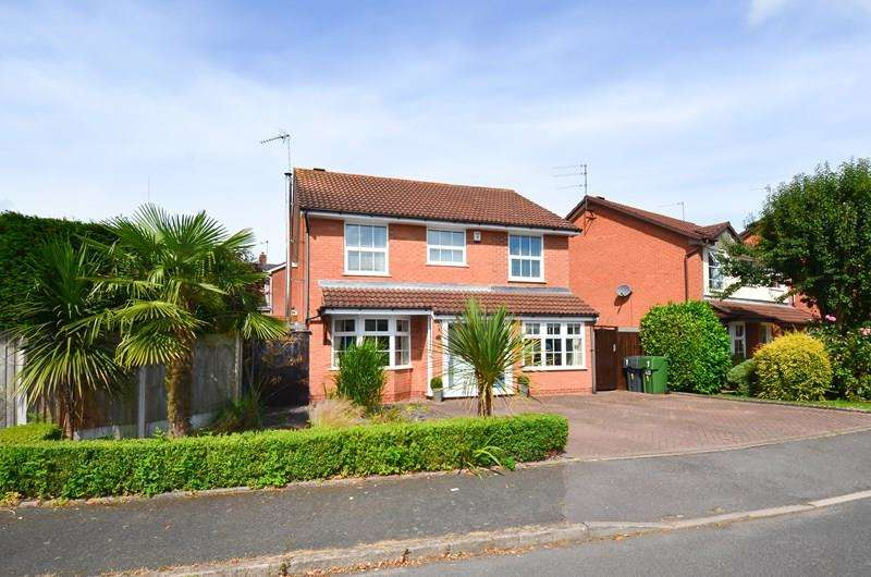 4 Bedrooms Detached House for sale in Badger Way, Blackwell