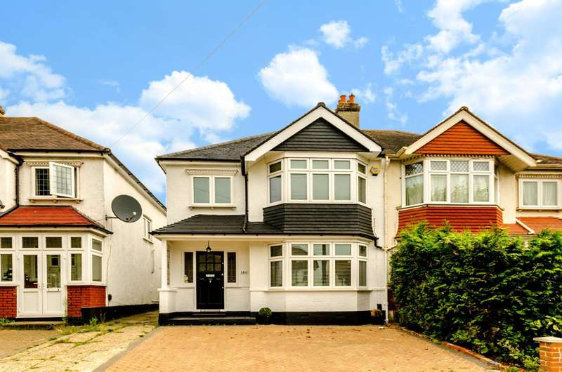 3 Bedrooms House for sale in Green Lane, Norbury, SW16