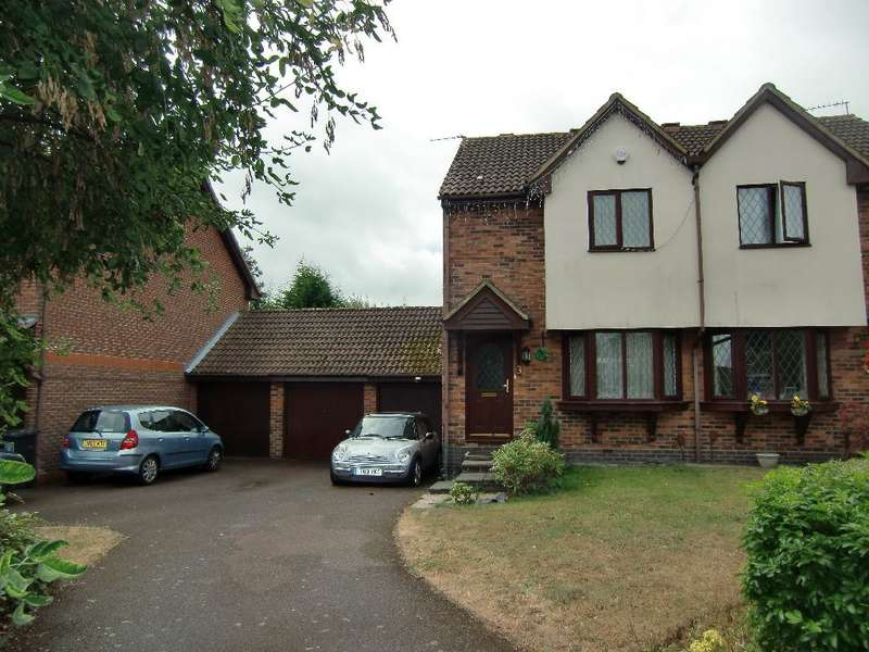 2 Bedrooms Semi Detached House for sale in Aspen Park Drive, Garston, Herts, WD25